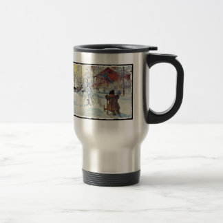 Front Yard and Wash House 15 Oz Stainless Steel Travel Mug