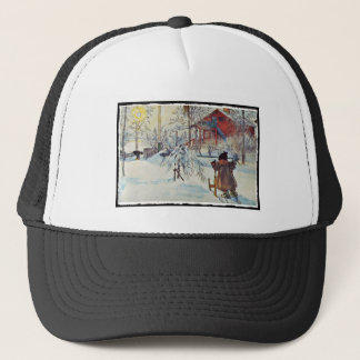 Front Yard and Wash House Trucker Hat