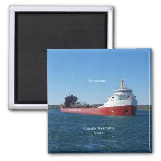 Frontenac CSL magnet