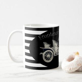 Frontenac  ~ Runabout ~Vintage Cars ~ Newbergh NY~ Coffee Mug