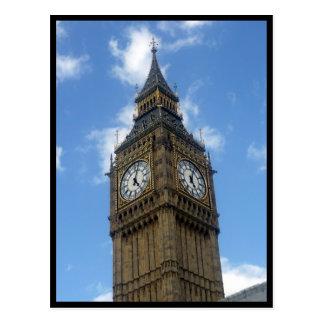 frontera de la torre de ben grande postales