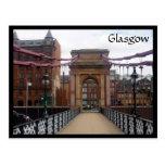 frontera de Portland Glasgow Tarjetas Postales