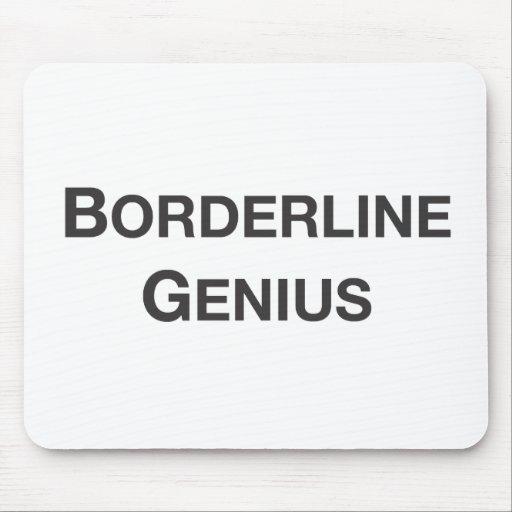 frontera genius.ai alfombrilla de raton