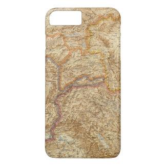 Frontera occidental del norte de la India Funda iPhone 7 Plus