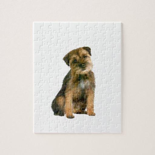 Frontera Terrier (a) Puzzles Con Fotos