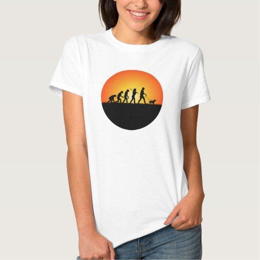 Frontera Terrier Camisetas