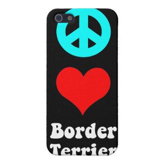 Frontera Terrier iPhone 5 Protector