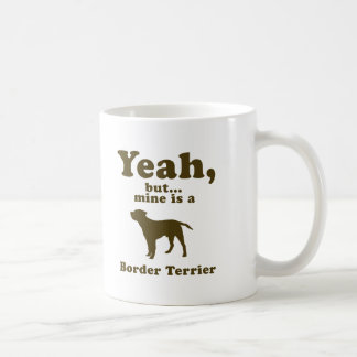 Frontera Terrier Taza De Café