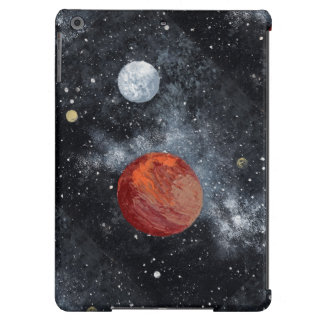 FRONTERAS FINALES (~ del diseño de espacio 2) Funda Para iPad Air
