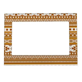 fronteras mxed de oro marcos magnéticos para fotos