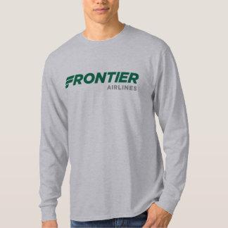 Frontier Men's Basic Long Sleeve T-Shirt