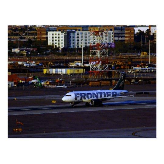 Frontier Postcard
