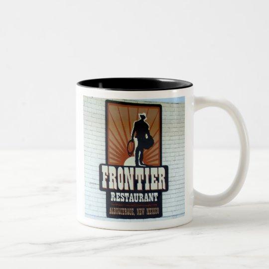 FRONTIER RESTAURANT - Mug