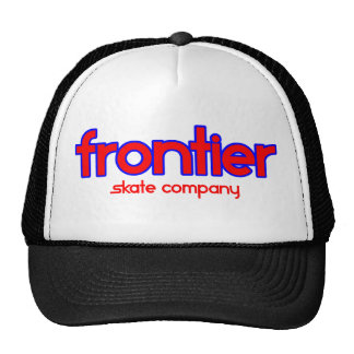 Frontier Skate Company Hat