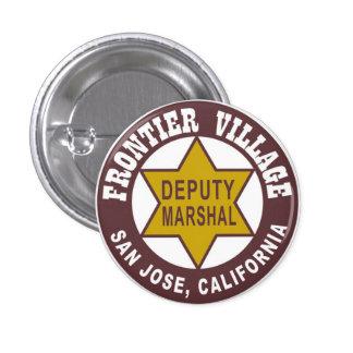 frontier_village_button_new pinback button