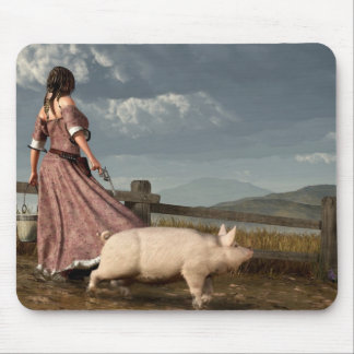 Frontier Widow Mouse Pads