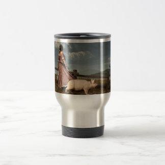 Frontier Widow Coffee Mug