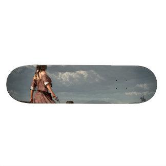 Frontier Widow Skateboards