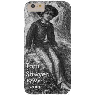 Frontispiece 1876 de Tom Sawyer Funda De iPhone 6 Plus Barely There