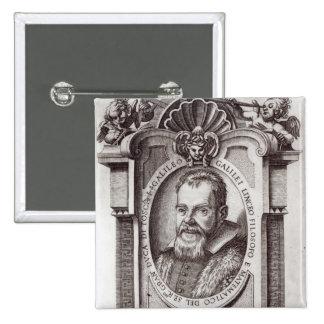 """Frontispiece a """"IL Saggiatore"""" por Galileo Pin"""