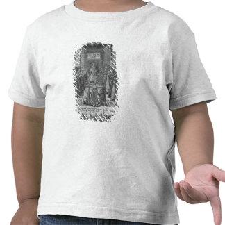 "Frontispiece a la ""voz Regis"" por Thomas Scott Camiseta"