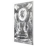 Frontispiece a 'Pharsalia de Lucan Impresiones De Lienzo