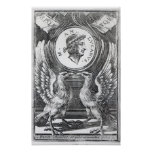 Frontispiece a 'Pharsalia de Lucan Posters