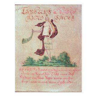 Frontispiece 'a un pequeño libro de Love Postal