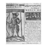 Frontispiece and opening lines canvas print