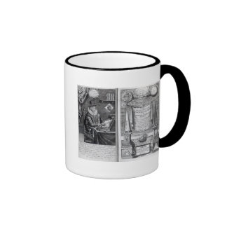 Frontispiece and Titlepage Ringer Mug