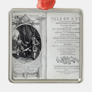 Frontispiece and Titlepage to 'A Tale of a Metal Ornament