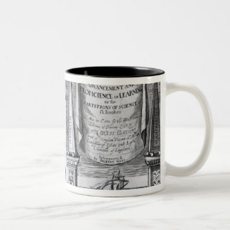 Frontispiece and Titlepage Two-Tone Coffee Mug