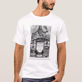 Frontispiece by Thomas Hobbes  of Malmesbury T-Shirt