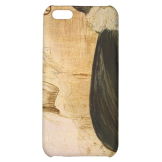 Frontispiece by Toulouse-Lautrec iPhone 5C Cases