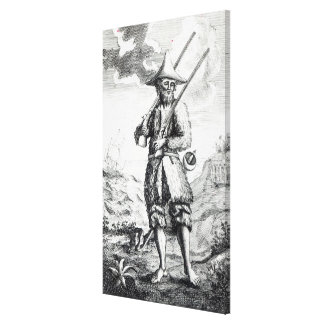 Frontispiece Canvas Print