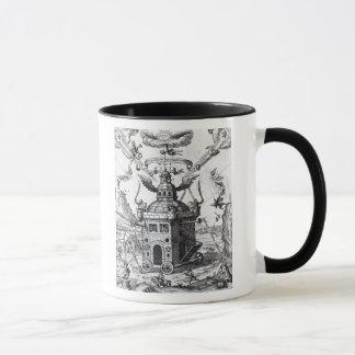 Frontispiece 'Collegium Fama Fraternitatis' Mug