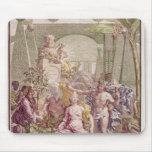 """Frontispiece de """"Hortus Cliffortianus"""" por Carl Alfombrilla De Raton"""