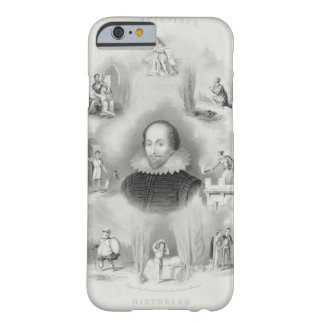 Frontispiece for the 'Histories', from 'The Comple Barely There iPhone 6 Case