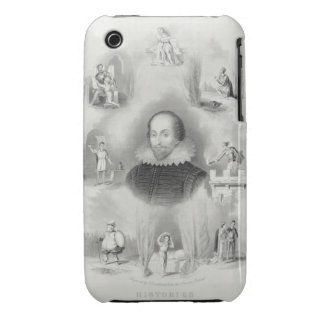 Frontispiece for the 'Histories', from 'The Comple Case-Mate iPhone 3 Cases
