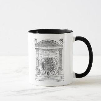 Frontispiece from 'Monas Hieroglyphica' Mug