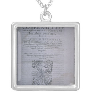 Frontispiece from the second edition square pendant necklace