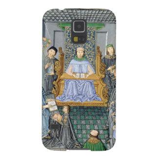 Frontispiece of Antonio de Nebrija's  'Gramatica' Case For Galaxy S5