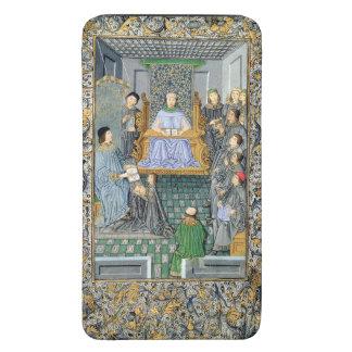 Frontispiece of Antonio de Nebrija's  'Gramatica' Galaxy S5 Pouch