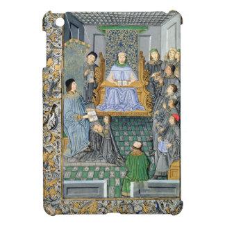 Frontispiece of Antonio de Nebrija's  'Gramatica' iPad Mini Cases