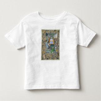 Frontispiece of Antonio de Nebrija's  'Gramatica' Toddler T-shirt
