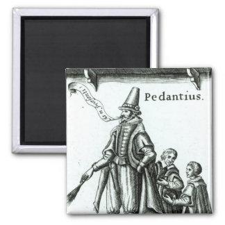 Frontispiece of 'Pedantius' Magnet