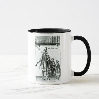 Frontispiece of 'Pedantius' Mug