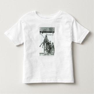 Frontispiece of 'Pedantius' Toddler T-shirt