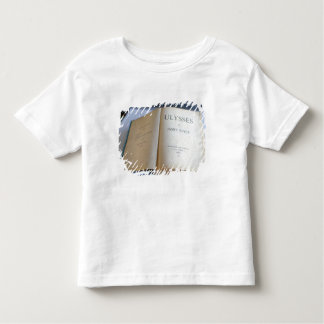 Frontispiece of 'Ulysses' by James Joyce Toddler T-shirt