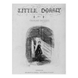 """Frontispiece """"poco Dorrit"""" por Charles Postales"""